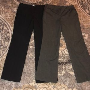 New York and Company Pants - 2 Pairs